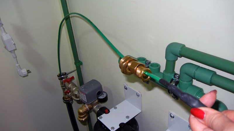 греющий кабель для водопровода купить в леруа